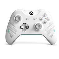 Xbox One Wireless Controller Sport White - Gamepad
