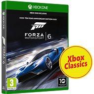 Forza Motorsport 6 - Xbox One - Konsolenspiel