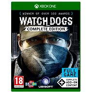 Watch Dogs Complete Edition - Xbox One - Konsolenspiel