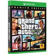 Grand Theft Auto V Premium Edition - Xbox One - Konsolenspiel