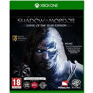 Middle Earth: Shadow Of Mordor Game of The Year Edition - Xbox One - Konsolenspiel