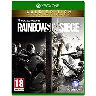 Tom Clancys Rainbow Six: Siege Gold Edition - Xbox One - Konsolenspiel