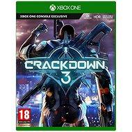 Crackdown 3 - Xbox One - Konsolenspiel