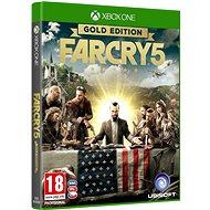 Far Cry 5 Gold Edition - Xbox One - Konsolenspiel