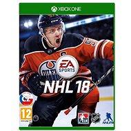 NHL 18 - Xbox One - Konsolenspiel