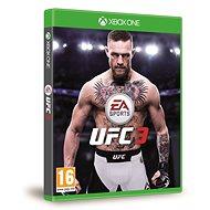 UFC 3 - Xbox One - Konsolenspiel