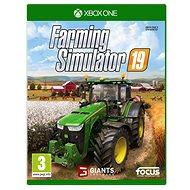 Farming Simulator 19 - Xbox One - Konsolenspiel