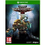 Warhammer 40,000: Inquisitor - Martyr - Xbox One - Konsolenspiel