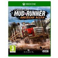Spintires: MudRunner - The American Wilds Edition - Xbox One - Konsolenspiel