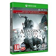 Assassins Creed 3 + Liberation Remaster - Xbox One - Konsolenspiel