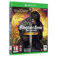 Kingdom Come: Deliverance Royal Edition - Xbox One - Konsolenspiel