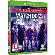 Watch Dogs Legion Resistance Edition - Xbox One - Konsolenspiel