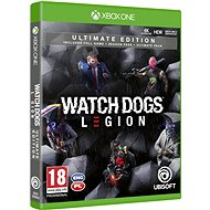 Watch Dogs Legion Ultimate Edition - Xbox One - Konsolenspiel