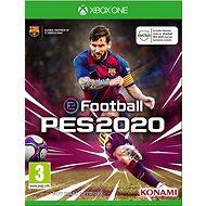 eFootball Pro Evolution Soccer 2020 - Xbox One - Konsolenspiel