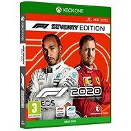 F1 2020 - Seventy Edition - Xbox One - Konsolenspiel