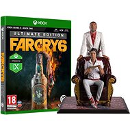 Far Cry 6: Ultimate Edition + Antón and Diego - Figur - Xbox - Konsolenspiel