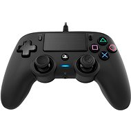 Nacon Wired Compact Controller PS4 - schwarz - Gamepad