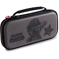 BigBen Official Super Mario Travel Case Grau - Nintendo Switch