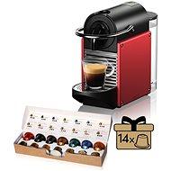 NESPRESSO De'Longhi EN 124 R - Kapsel-Kaffeemaschine