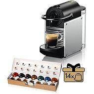 NESPRESSO De'Longhi EN 124 S - Kapsel-Kaffeemaschine