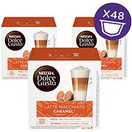 Nescafé Dolce Gusto Latte Macchiatto Caramel 16 St. x 3 - Kaffeekapseln
