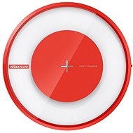 Nillkin Magic Disc 4 Red - Kabelloses Ladegerät