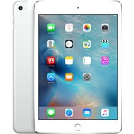 iPad mini 4 with Retina display 128GB, Cellular Modell, Silber - Tablet