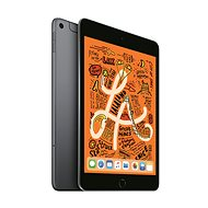 iPad mini 64GB Cellular Space Grey 2019 - Tablet