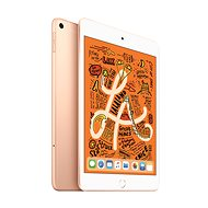 iPad mini 256 GB Cellular Golden 2019 - Tablet