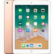 Apple iPad 128 GB WiFi Gold 2018 - Tablet