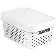 Curver INFINITY DOTS Box 4,5L - weiß - Box