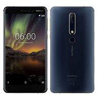 Nokia 6.1 Blue Dual SIM - Handy
