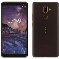 Nokia 7 Plus Black - Handy
