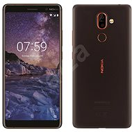 Nokia 7 Plus Dual SIM Black - Handy