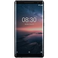 Nokia 8 Sirocco Black - Handy