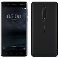 Nokia 5 Black Dual SIM - Handy