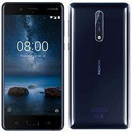 Nokia 8 Dual SIM Polished Blue - Handy