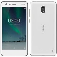 Nokia 2 Single SIM Weiß - Handy