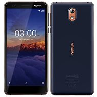 Nokia 3.1 Dual SIM Blau - Handy