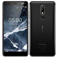 Nokia 5.1 DS Schwarz - Handy