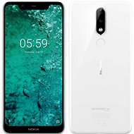 Nokia 5.1 Plus White - Handy