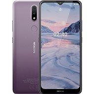 Nokia 2.4 lilafarben - Handy