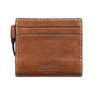 Nomad Leather Charging Wallet Slim - Brieftasche