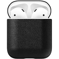 Nomad Leather Case Black AirPods - Hülle
