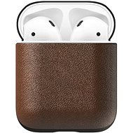 Nomad Leather Case Brown AirPods - Hülle