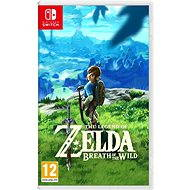 The Legend of Zelda: Breath of the Wild - Nintendo-Switch - Konsolenspiel