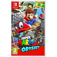Super Mario Odyssey - Nintendo-Switch - Konsolenspiel
