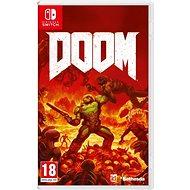 Doom - Nintendo Switch - Konsolenspiel