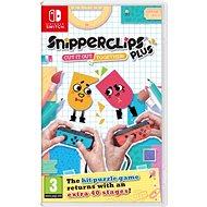 Snipperclips Plus: Schneiden Sie es heraus zusammen- Nintendo Switch - Spiel für die Konsole