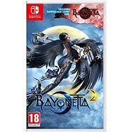 Spiel für Konsole Bayonetta 2 - Nintendo Switch - Konsolenspiel